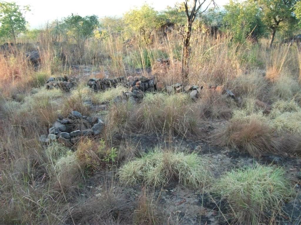 Ruins in Dande Concession