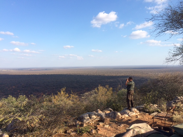 scenic view at thakadu limpopo
